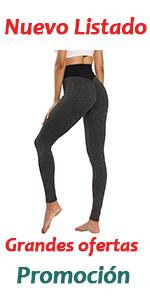 Voqeen Pantalones De Yoga