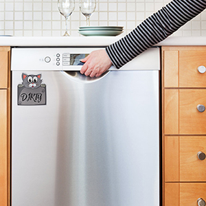 Work for Any Dishwasher