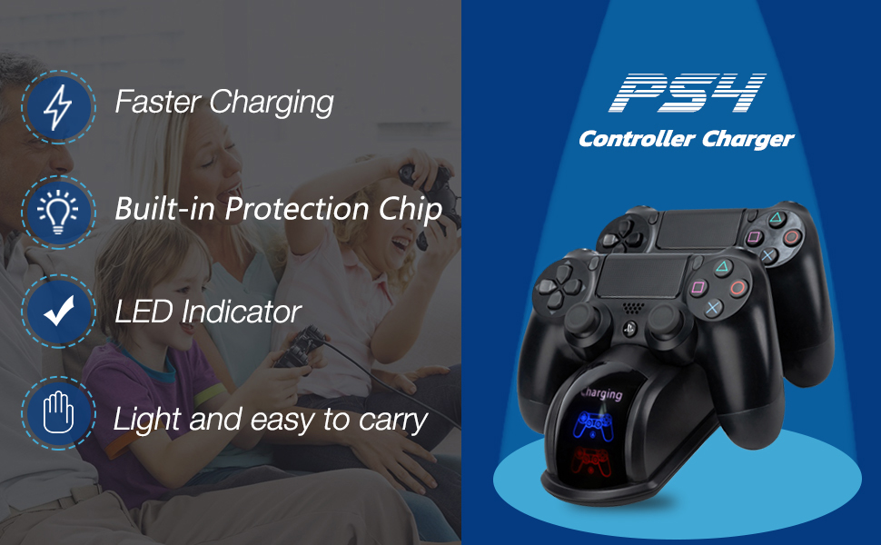 charger for ps4