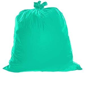 Green Garbage Bags