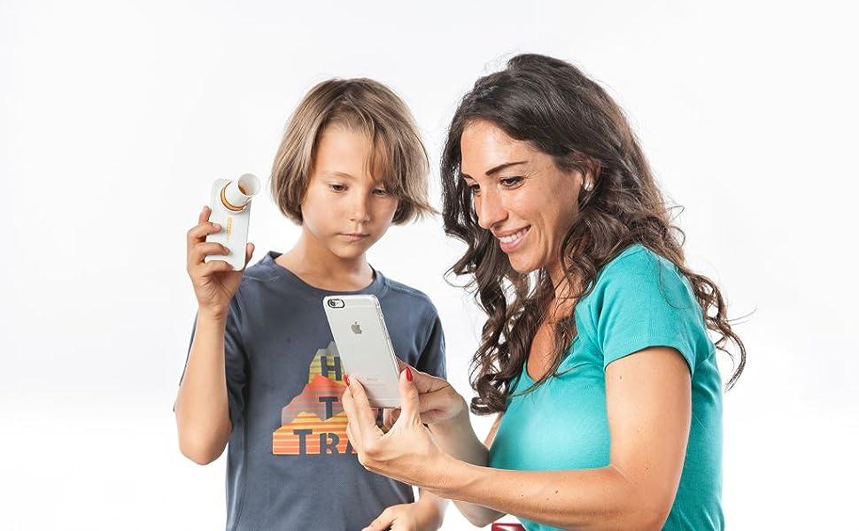 SmartOne Spirometer