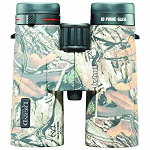 Front view of Bushnell Legend L-series Binoculars