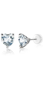 stud earrings,heart earrings,earrings for women,earrings for girls,stud earrings