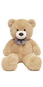 teddy bear tan