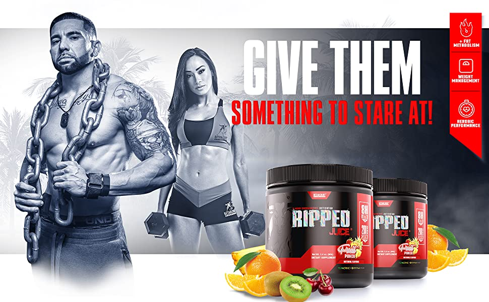 ripped juice thermogenic