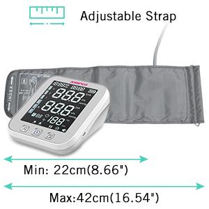 Adjustable Comfortable Cuff