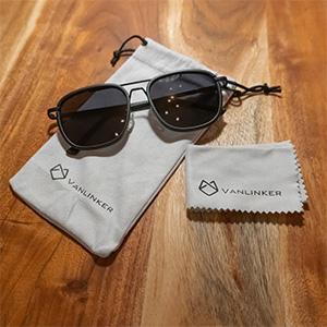 VANLINKER Polarized Aviator Sunglasses Mirrored For Men,100/% UV protection lens VL9514