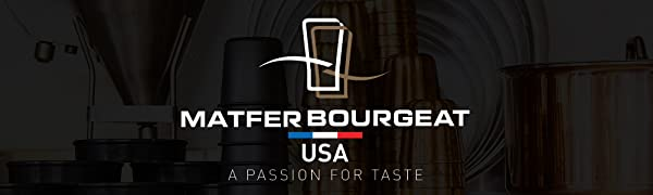 Matfer Bourgeat USA, Copper Cookware, Copper Pots