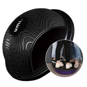 UMI Amazon Brand Balance Trainer Fitball Bola de Equilibrio para Entrenamiento 60cm con Inflador y Bomba para Fitness Gimnasio