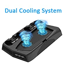 ps5 console cooling fan