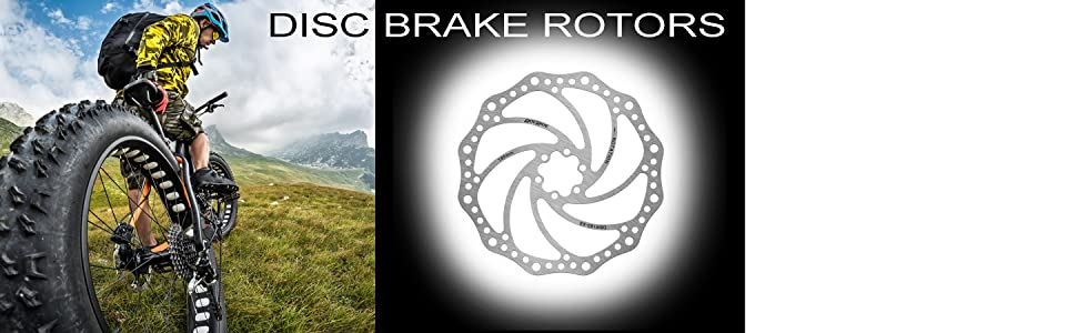 ROCRIDE DISC BRAKE ROTORS EBC BANNER