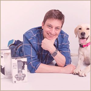 featured on Animal Planet and many other shows demonstrating his expertise in dog training.