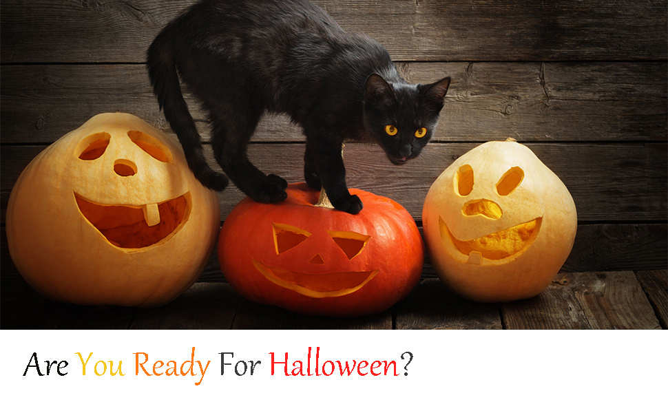 Are you ready for halloween