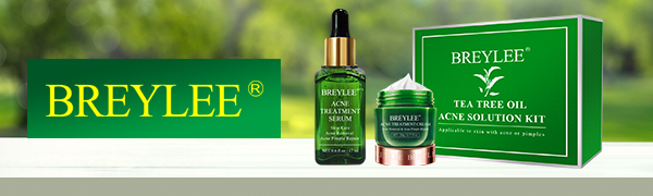 BREYLEE Acne Solution Kit
