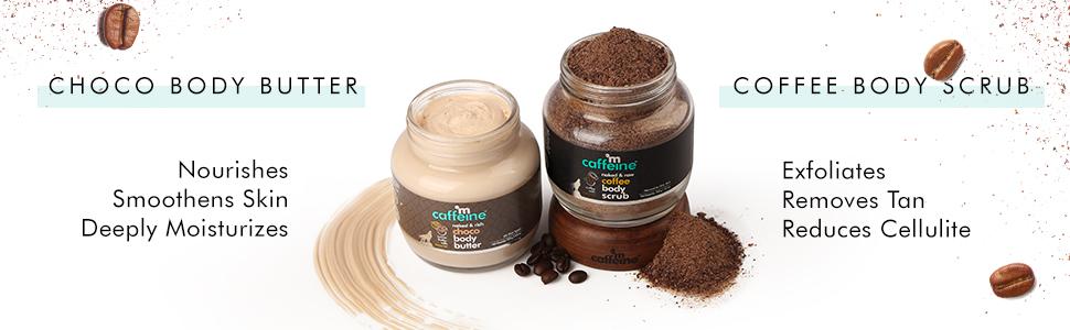 exfoliate removes tan reduces ingrown hair deep moisturizing smoothens skin nourishing scrub butter