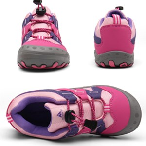 Buckle Rose Hiking Shoes
