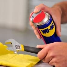 Removes Grease, Oil and Rust from Tools