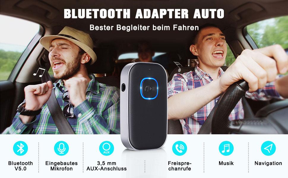 Blutooth Adapter Auto