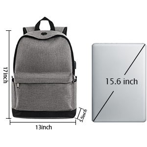 15.6inch laptop backpack