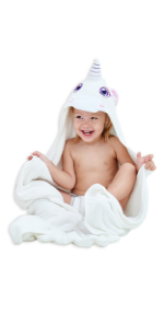 baby hooded towels girls