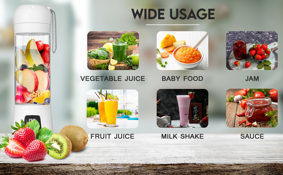 Juice blender for gym and traveling