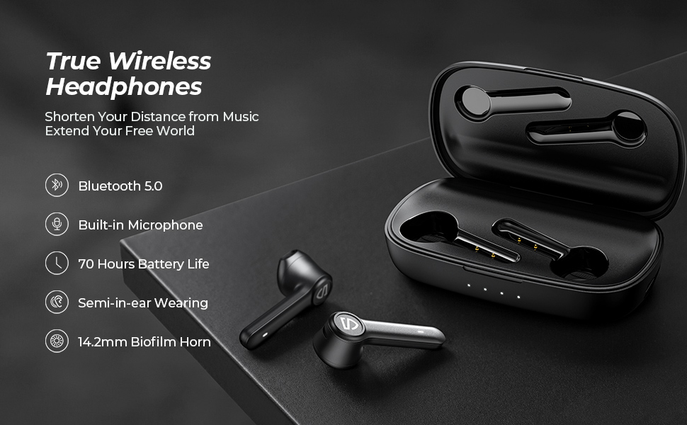 wireless earphones