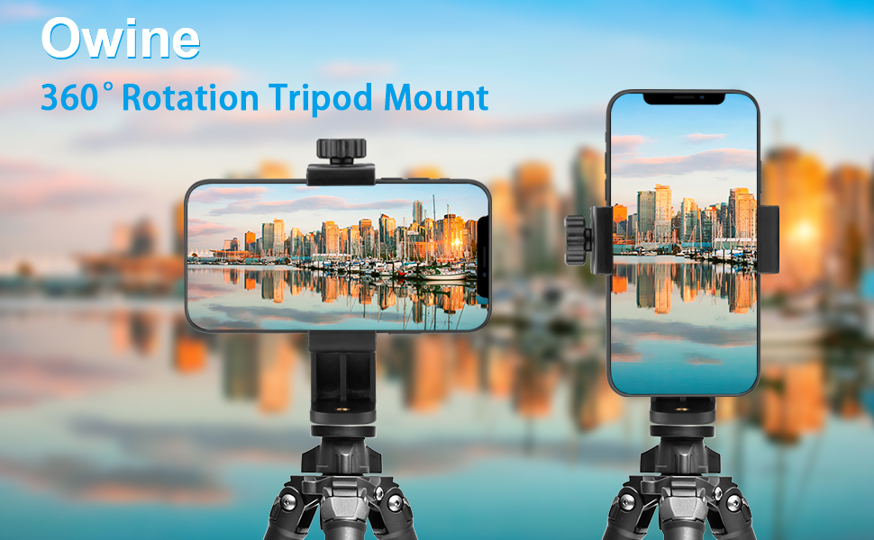 phone tripod mount adapter