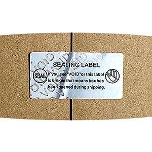 Void Sealing Label
