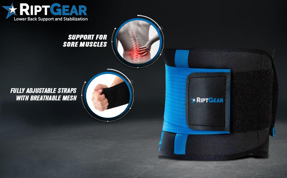 back brace for lower back pain women
