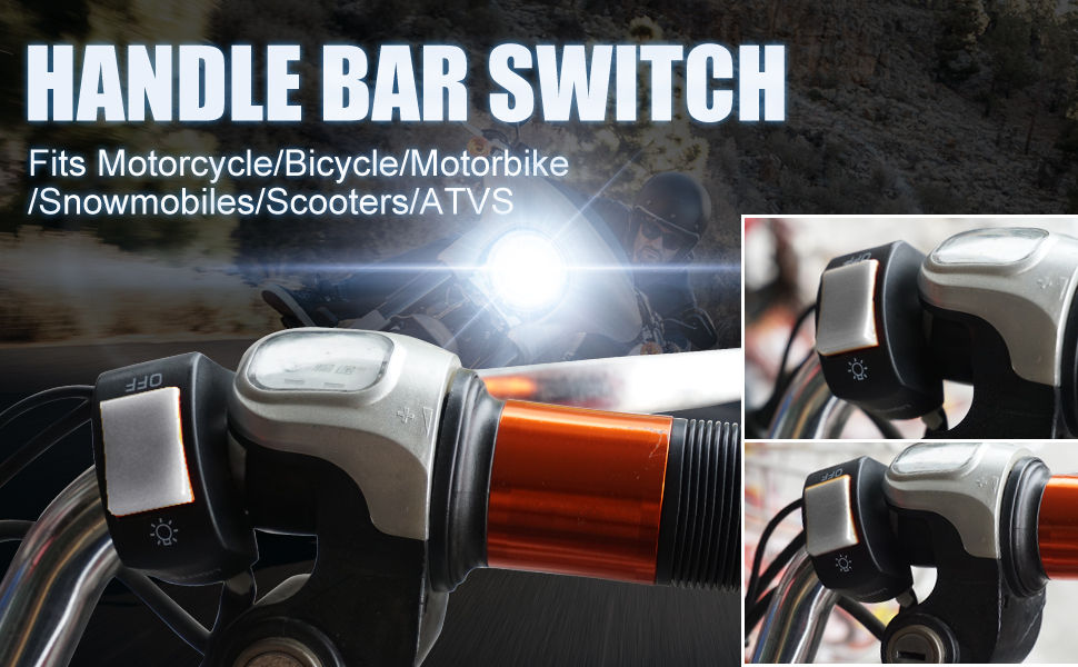 Handle Bar Switch horn switch
