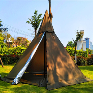 Camping tipi tent 1