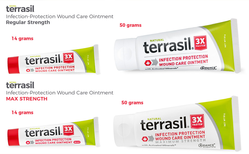 regular strength maximum strength first aid ointment for skin tubes bandage kit