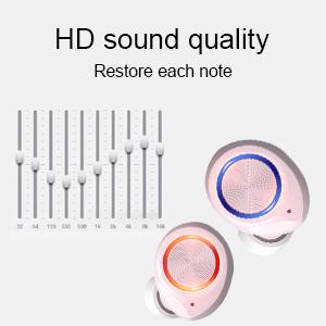 wireless earphone in-ear