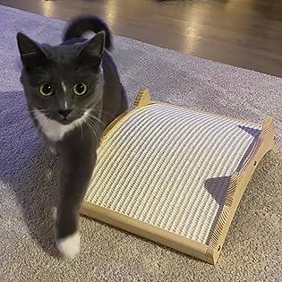 cat scratching pad