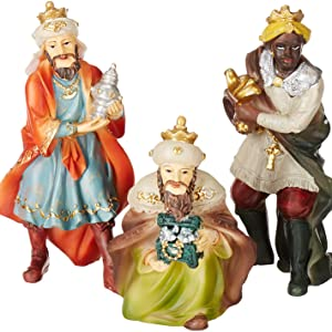 Wise Men and Kings bearing gifts