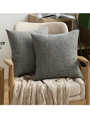 farmhouse pillows decorative linen pillow covers throw cushion fall decor