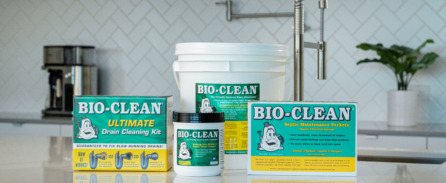 Bio Clean Family of products