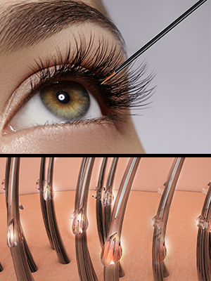 How to get long and strong Eyelashes with Aloe Vera Gel and 8 ...
