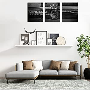 motivational picture wall art motivational decor office bedroom