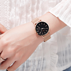 analog watch women
