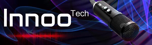 Innoo Tech USB condenser microphone