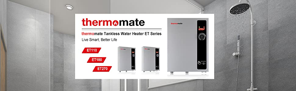 18kW tankless electric water heater