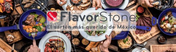 flavor Stone; flavorstone; flavored stone; sartenes flavorstone