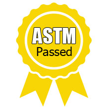 ASTM Tested