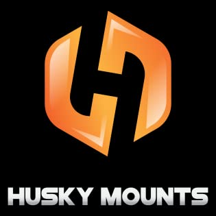 Husky Mounts home and office supplies, clutter free, organization, tv mounts, laptop risers, cords