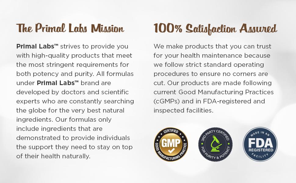 mission premium natural ingredients