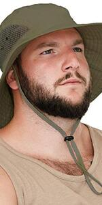bucket hat safari hats men sun hats with uv protection beach hat men summer for women womens fishing