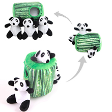 Bamboo Panda Set