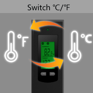 evaporative cooler thermostat
