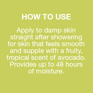 how to use apply body yogurt butter to moisture quick tip guidelines skincare instructions guide
